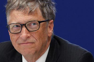 比尔-盖茨:对消灭小儿麻痹症感到乐观的1600万个理由