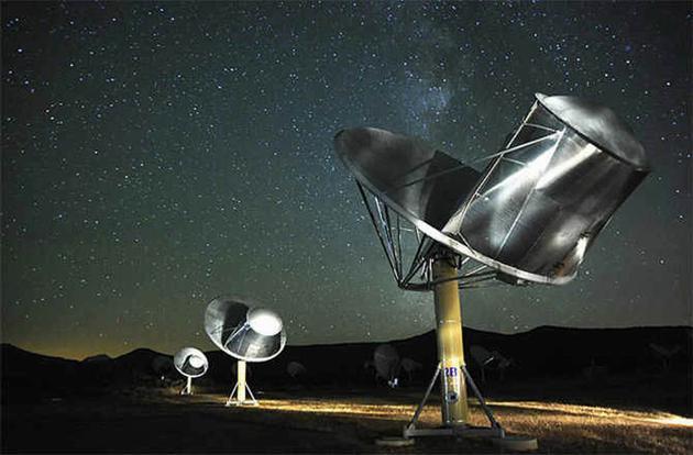 SETI研究所使用美国加州艾伦望远镜阵列证实来自HD 164595恒星的奇特无线电信号,HD 164595恒星距离地球94光年。webp