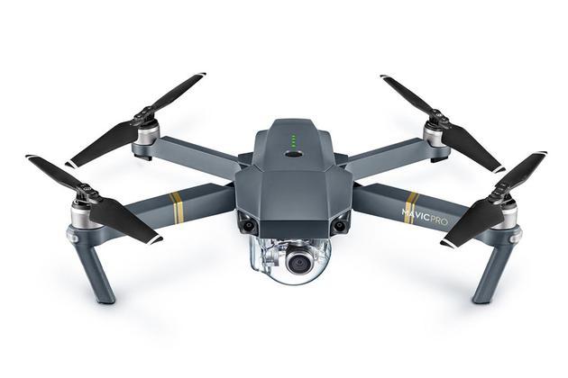 预计装备以色列步兵的大疆Mavic四轴无人机