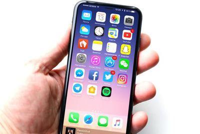 iPhone 8屏幕细节曝光:没有Home键/分辨率飙升