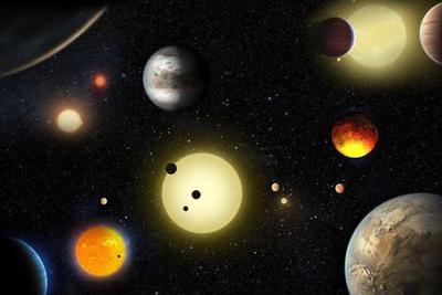 系外行星新发现!NASA宣布再发现10个类地行星(图)