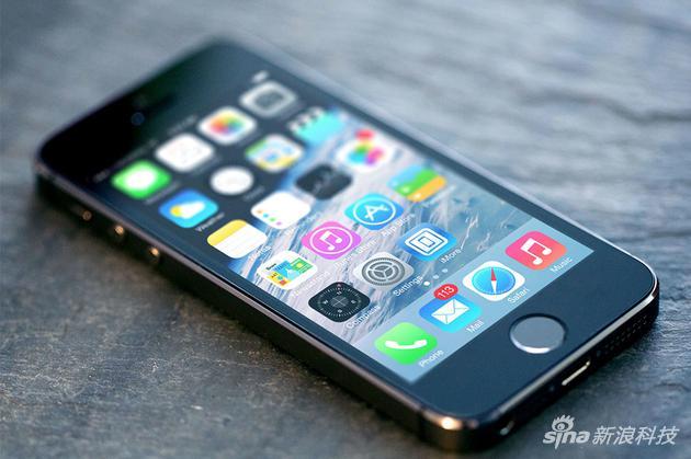 乞丐版iPhone 5s