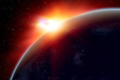 """专家称小行星碰撞地球毁灭人类""""仅是一个时间问题"""""""