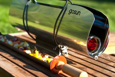 太阳能厨具 做饭再也不需要电和火