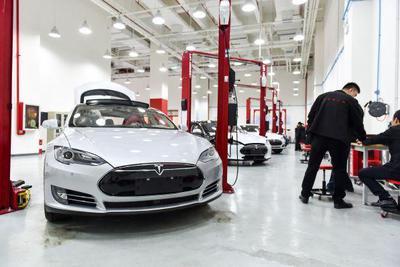 特斯拉若在华建厂将提升中国电动汽车制造国地位