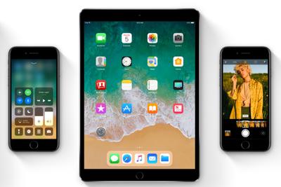 提前尝鲜 苹果开始推送iOS 11系统公测版