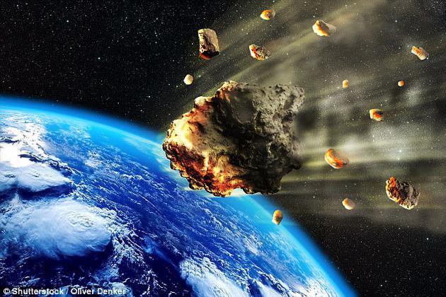 每天都有许多很小的天体进入地球大气层,它们燃烧之后往往形成美丽的流星。最大规模的小行星撞击事件大约每1亿年发生一次,而下一次撞击很可能就是人类文明的终结。