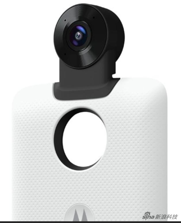 新360摄像头模块