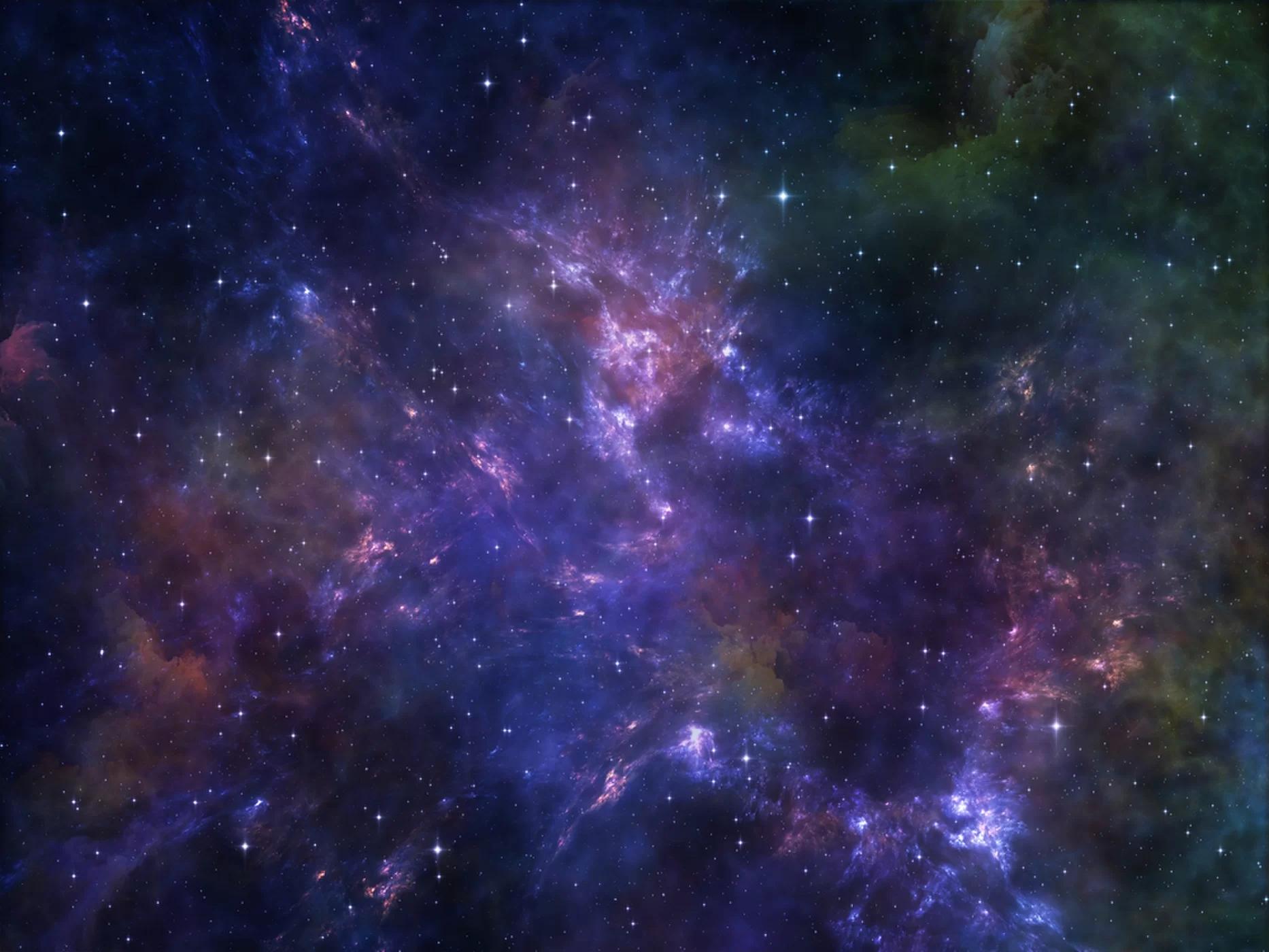 最新研究认为宇宙膨胀是受真空携带能量波动影响,或者太空区域缺少物质。这种波动形成的压力迫使空间自身膨胀,随着宇宙年龄的增长,物质和能量的密度也将降低。