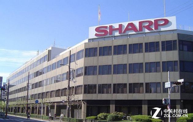 鸿海收购夏普后砸下重金希望将OLED面板技术实现大规模量产