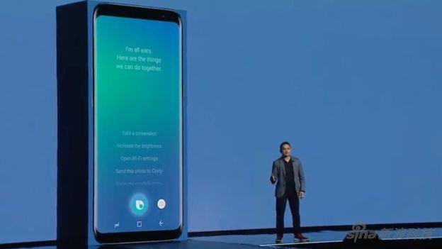 Bixby曾被当作S8的一大卖点推出