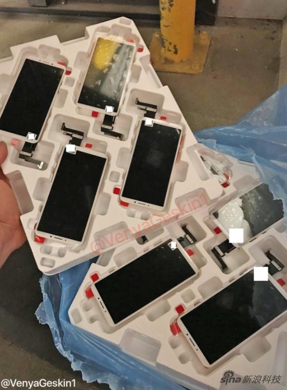 傳说中泄露的iPhone 8原型機