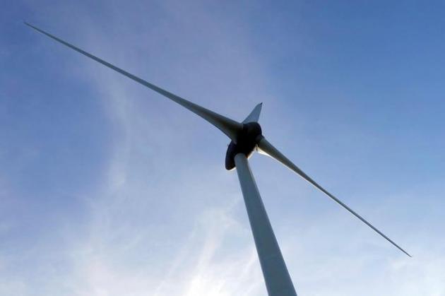 挪威最大风电场正在建设 谷歌9月可以用上风电