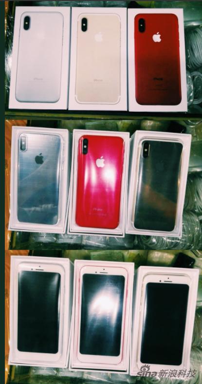 """中國山寨廠商已經做出了""""iPhone 8"""""""