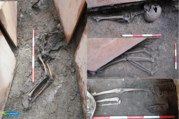 英国研究人员成功复原500年前爱尔兰人面部形象