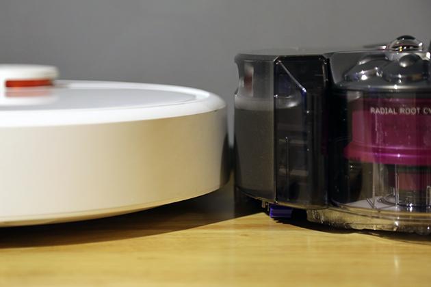 戴森扫地机器人评测:不是革命只是该品类小幅升级版