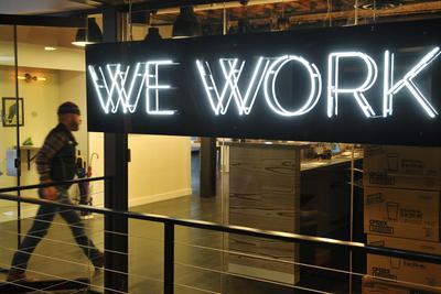 共享办公企业WeWork今年一季仍亏损 为IPO之路蒙阴影