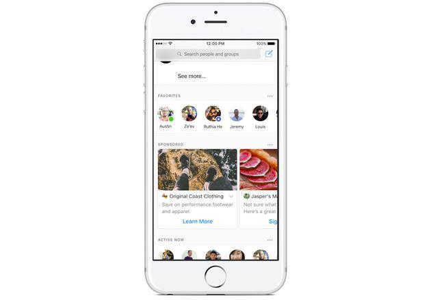 为了扩大收入 Facebook将在全球测试Messenger广告