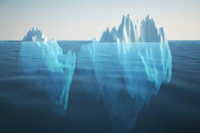 """我们看到的冰崩可能只是""""冰山一角"""""""