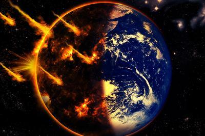 地球将不适宜人类生存:世界末日可能比你想像得更快