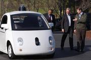 这些大神从谷歌出走,创办了五家无人车公司