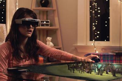 《科学大家》|AR之父:头戴AR设备将像戴眼镜一样平常