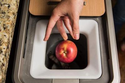实用小家电 这款厨余垃圾处理器竟能变废为宝