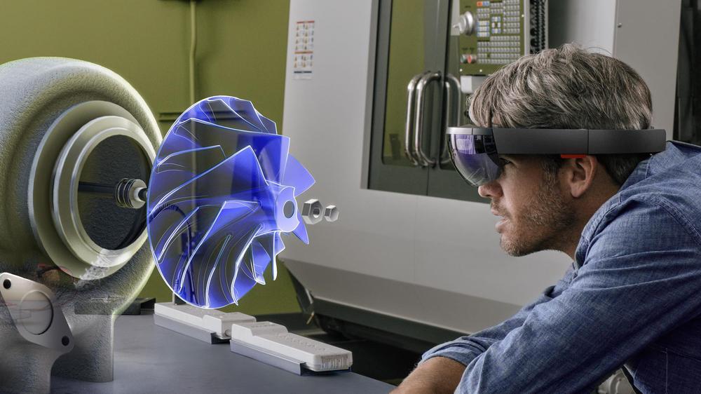 """将iPhone变成""""HoloLens"""""""