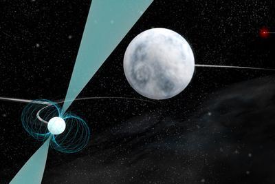 金牛座三星系统或推翻广义相对论
