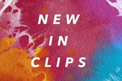 苹果短视频应用Clips更新 米奇、胡迪刷爆你的朋友圈