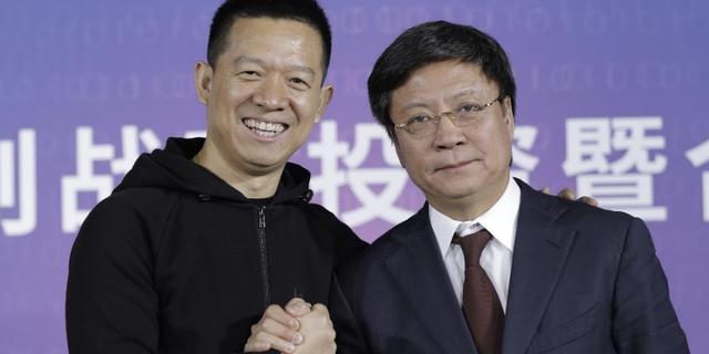 孙宏斌当选乐视网董事长