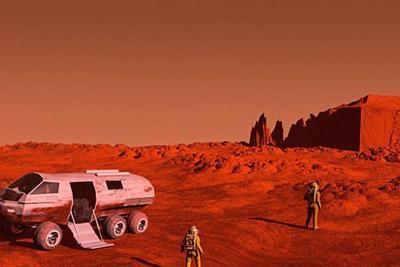 火星比预想更不适宜生命存活:有毒化学物质摧毁细菌