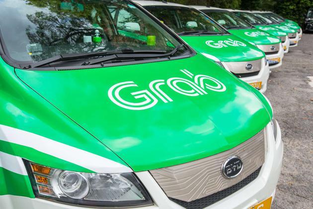 东南亚专车公司Grab获滴滴和软银20亿
