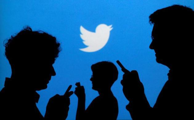 Twitter月活跃用户数据低迷 股价受挫大跌超过14%