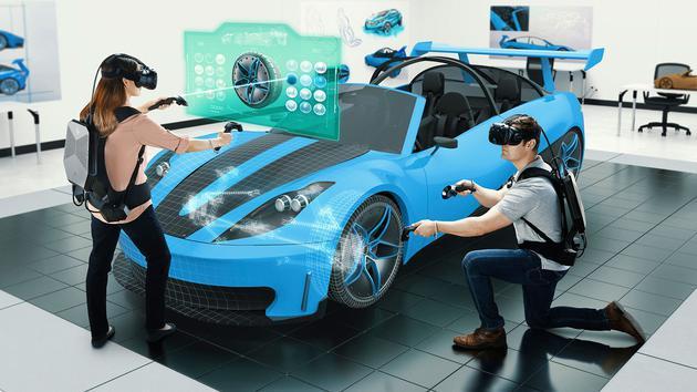 惠普推出VR背包电脑:坚固程度达到军用级别