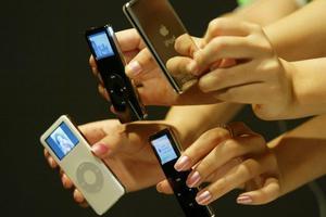 iPod nano/shuffle全回顾