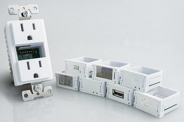 """智能插座中的""""插座"""" 让墙上用电有了新鲜玩法!"""