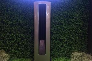 海尔发布空气净化空调可过滤PM2.5