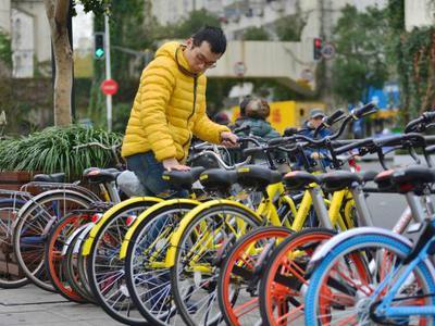 共享单车重塑市民出行方式