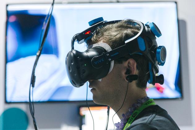 Neurable黑科技:用意念控制VR游戏已成为现实