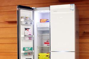 西门子零度Plus对开门冰箱评测