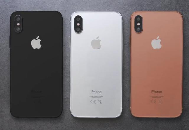 iPhone 8机模提前上手