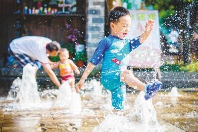 7月全国平均气温创1961年以来最高:今夏为啥这么热