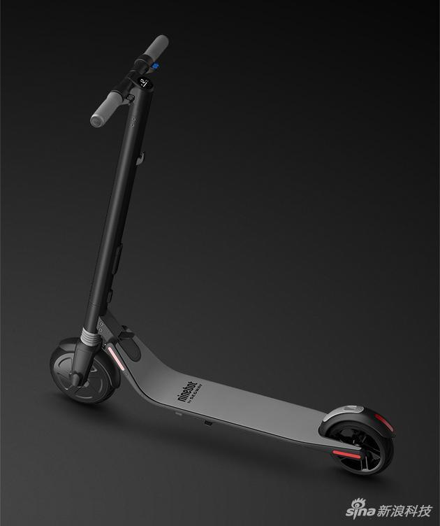 九号电动滑板车