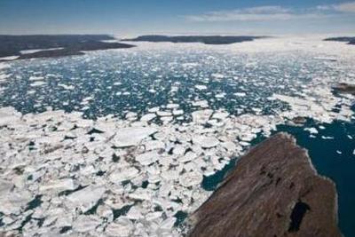 南极冰层下再现91座火山 或成全球最大火山带(图)