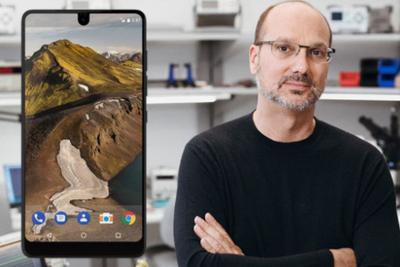 Android之父创业被看好 手机未卖估值已超10亿美元