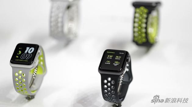 Apple Watch 3可能还是这样?
