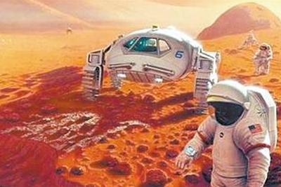 三问青海火星模拟基地:中国最像火星的地方(图)