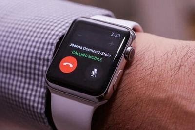 新一代Apple Watch虽然支持LTE网络 但并不能打电话
