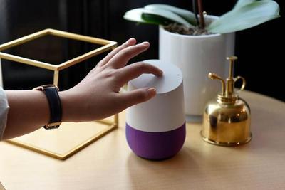 Google Home智能音箱推出语音通话功能